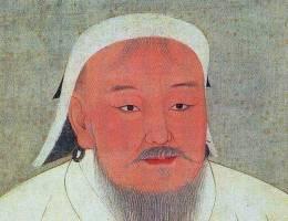 رازهای مقبره چنگیز خان مغول