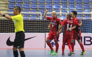 ناگویا قهرمان جام باشگاههای فوتسال آسیا شد