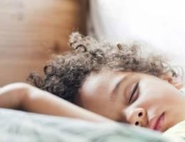 دیرخوابیدن در کودکی چاقی درنوجوانی