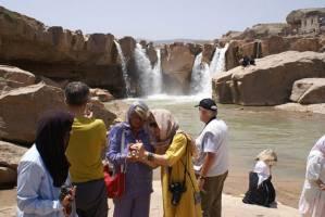 درآمد یک میلیون دلاری ایران در صنعت گردشگری