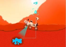 بازی کنجکاوی هدیه تولد کاوشگر ناسا