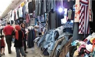 کاهش ۶۰درصدی عرضه پوشاک قاچاق