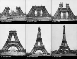 تاریخچه برج ایفل