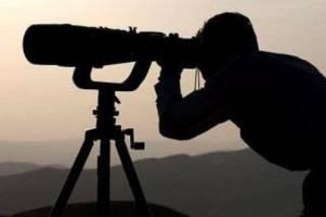 رصد ماه و ستاره «الدبران» در آسمان صبحگاهی جمعه