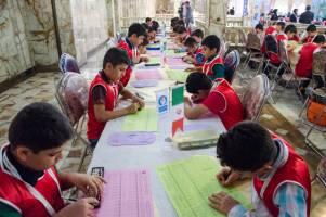 چهارمین جشنواره «کودکان هوشمند» برگزار شد