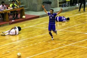 مرتضایی: فوتبال، مانع بزرگ فوتسال است