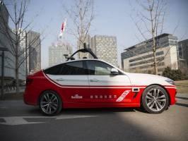 اتحاد آمریکا و چین برای ساخت خودروی خودران