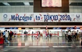 توکیو از حالا به استقبال المپیک 2020 رفت +عکس