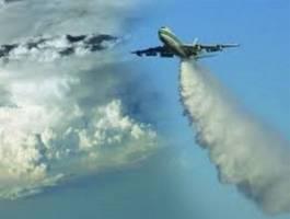 باروری ابرها 9 میلیارد تومان آب میخورد