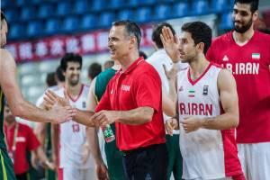 شروع قدرتمند بسکتبالیست های ایران در فیبا چلنج