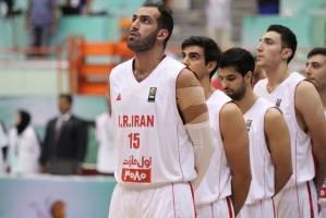 پیروزی بسکتبالیستهای ایران برابر عراق