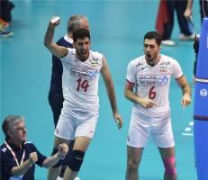 با قرعهکشی لیگ جهانی 2017 حریفان ایران مشخص شدند