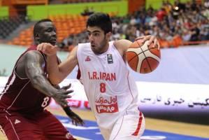حاشیههای دیدار بسکتبال ایران و کره جنوبی