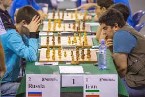 نفر به نفر با شطرنج بازان تیم ملی در المپیاد جهانی/ مقصودلو بهترین مهره ایران