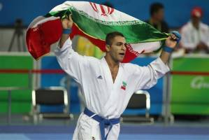 پورشیب تنها نماینده ایران در لیگ جهانی کاراته وان