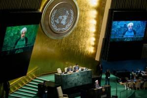 پیام دستگاه دیپلماسی ایران به دنیا تعامل سازنده است