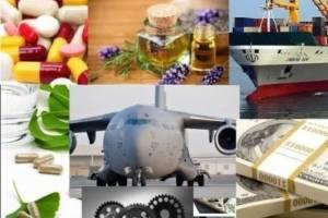 کارنامه تجارت خارجی ایران در نیمه اول
