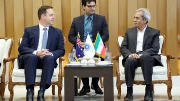 ایران و استرالیا می توانند مکمل اقتصادی هم باشند