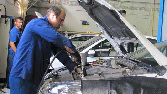 بیشتر خودروهای رد شده در معاینه فنی سایپایی هستند