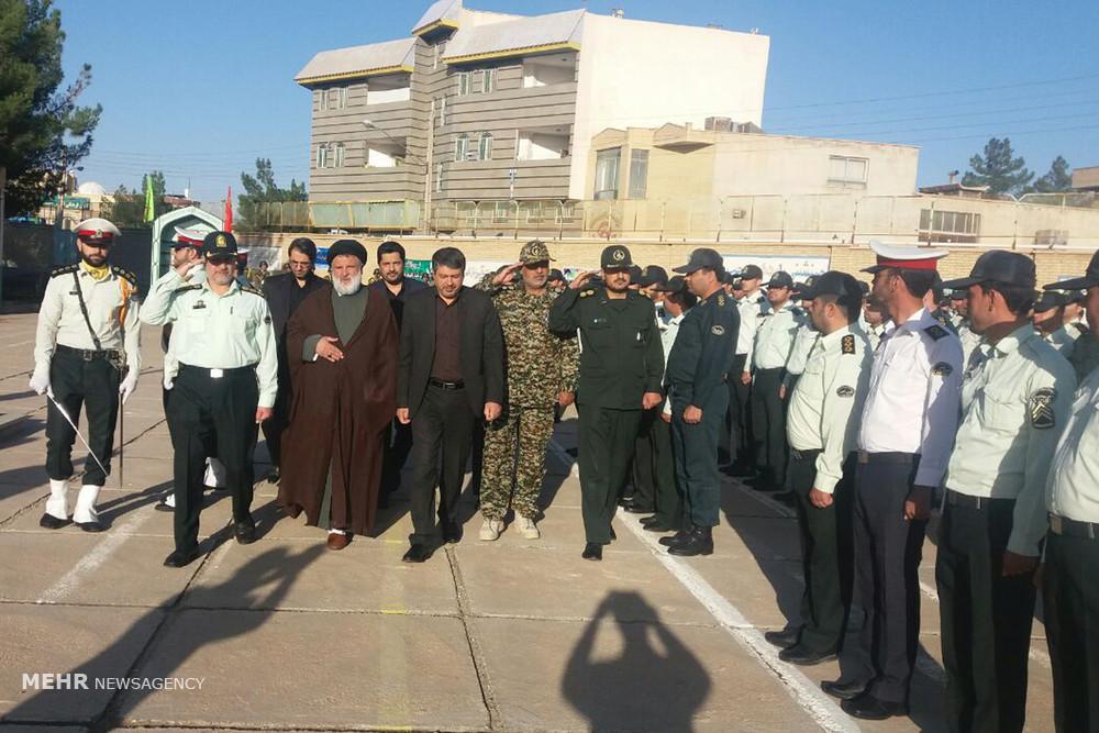 پلیس ایران یک نیروی مکتبی است