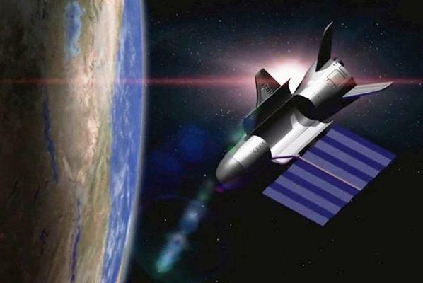 ۵۰۰ روز حضور مرموز هواپیمای فضایی آمریکا در مدار زمین