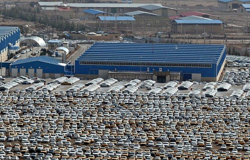 ایران بیستمین خودروساز جهان شد