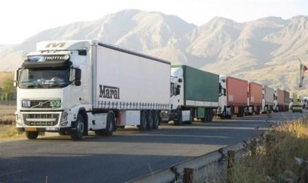 صادرات 398 هزار تن کالا از گمرکات استان مرکزی به خارج از کشور