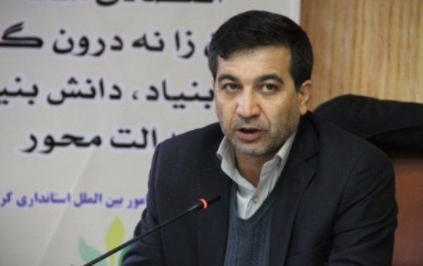 هیچ گونه سرمایه گذاری ملی در بخش صنعت کردستان انجام نشده است