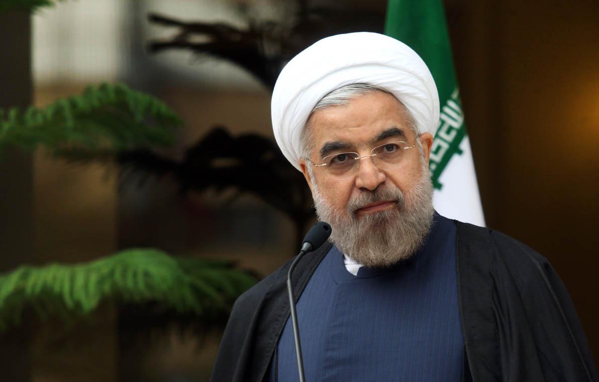 روحانی از خدمات جنتی، فانی و گودرزی قدردانی کرد