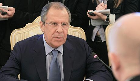 روسیه به دنبال احیاء روابط دوستانه با اوکرین است
