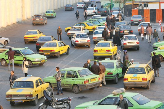 نوسازی بیش از ۲۴ هزار تاکسی در کشور