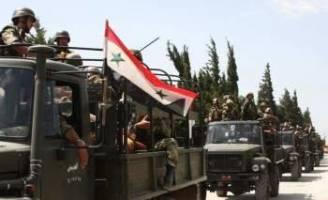 ارتش سوریه به دروازه محلههای شرقی حلب از بخش شمال رسیده است
