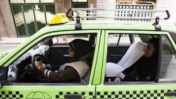درخواست رانندگان زن تاکسی برای دیدار با قالیباف