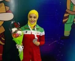 پنجمین طلای ایران در ووشوی جوانان جهان