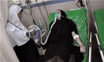 بیمارستان فولاد خوزستان برای بیماران تنفسی اختصاص می یابد