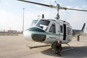 بالگردهای هواناجا در خدمت امدادرسانی هوایی