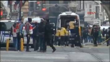 بازداشت عاملان انفجار اخیر در استانبول