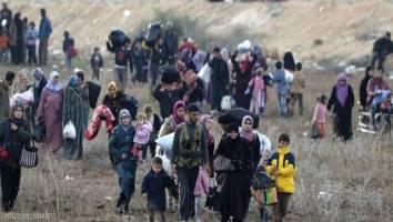 فرار دست کم ۵ /۶ میلیون نفر از سوریه به دلیل جنگ داخلی
