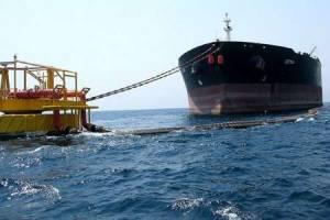 لنگرگاه ها و گوی های شناور پایانه های نفتی ایران نوسازی شد