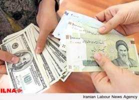 بهای انواع ارز در بازار اولین روز از هفته جاری