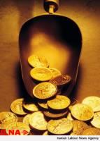 بهای انواع سکه در بازار روز یکشنبه