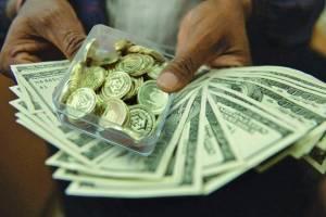 نرخ سکه بر مدار افزایش