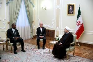 توسعه و تحکیم روابط با کشورهای آفریقایی از اصول سیاست خارجی ایران است
