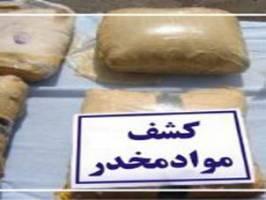 پلیس البرز376 کیلوگرم تریاک را در بار خرما کشف کرد