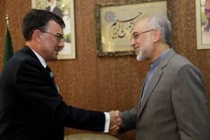 دیدار سفیر جدید استرالیا در تهران با صالحی