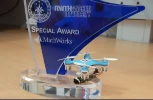 حضور تیم رباتیک دانشگاه خواجهنصیر در مسابقات جهانی IMAV چین