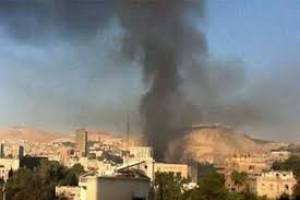 حملات تروریستی در دمشق ۷ زخمی بر جای گذاشت