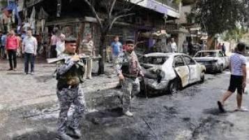 حمله انتحاری در استان صلاحالدین عراق