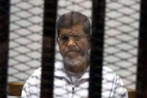 حکم 20 سال حبس محمد مرسی نهایی شد