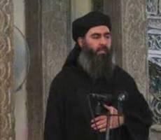 ابوبکر بغدادی سه روز قبل در موصل دیده شد